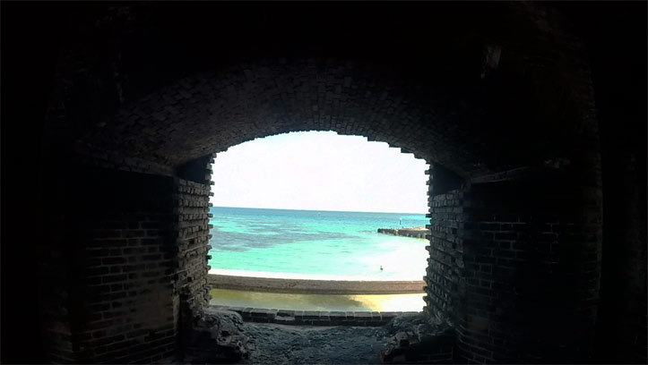 Dry Tortugas, National Park, Key West, Blue water, Beautiful Islands, ccuriosity.com